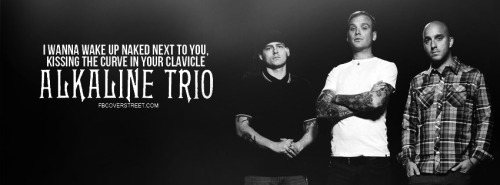 Alkaline Trio Facebook Covers