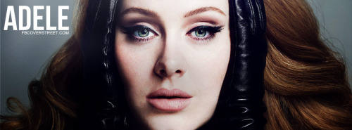 Adele Facebook Covers