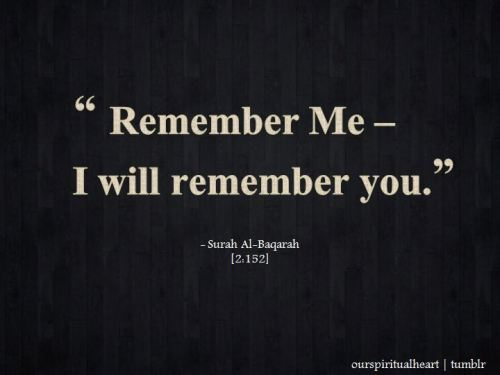 islamic-quotes:  Remember Allah