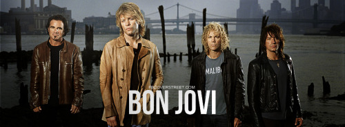 Bon Jovi Facebook Covers