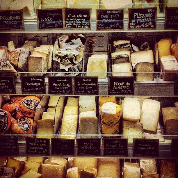 jumpshotmusic:  #cheese #formaggio #italy #italian #bellissimo #iphoneonly #iphoneography #iphonography #iphoneographer #iphonographer #webstagram #instafresh #bestoftheday #thinking #instagood #tweetgram #iphonesia #instamood #instagramhub #nyc #newyork #photooftheday #tweegram #instadaily (Taken with instagram)
