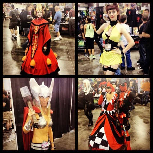 #cosplay #phxcc  (Taken with instagram)