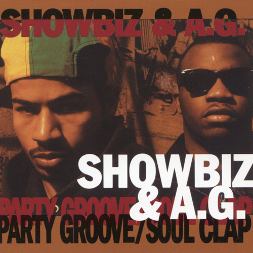 Showbiz & A.G. - Party Groove (Instrumental)