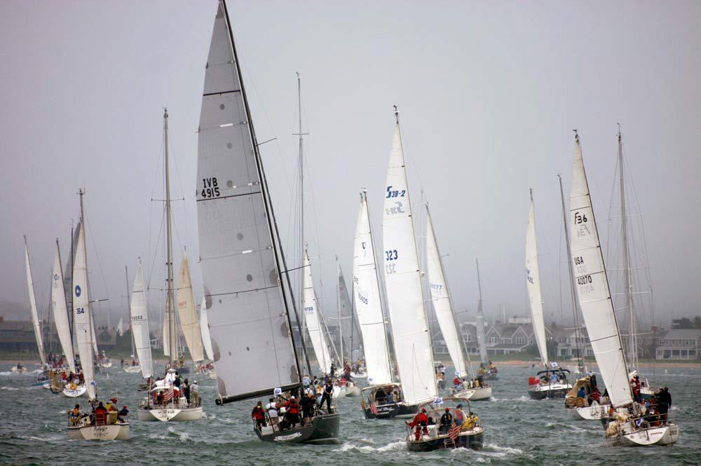 nantuckethydrangea:  Figawi Race, 2012