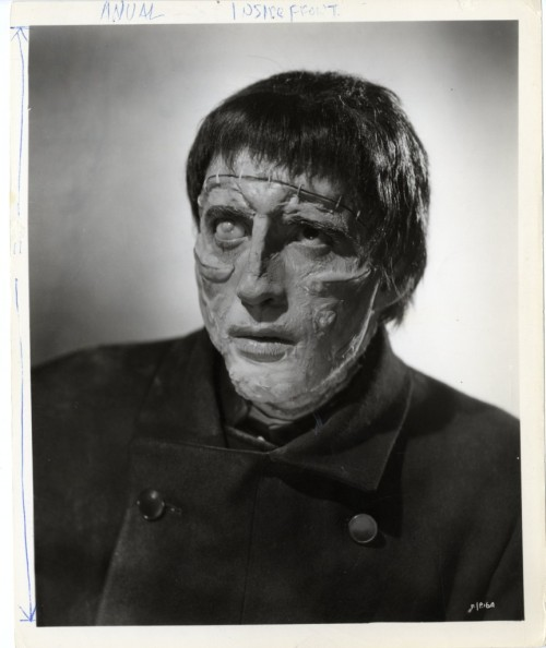 Christopher Lee in The Curse Of Frankenstein (1957)