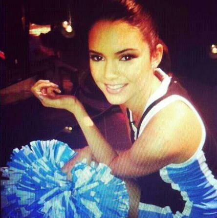 Prettiest Cheerleader    Instagram @kendallnjenner