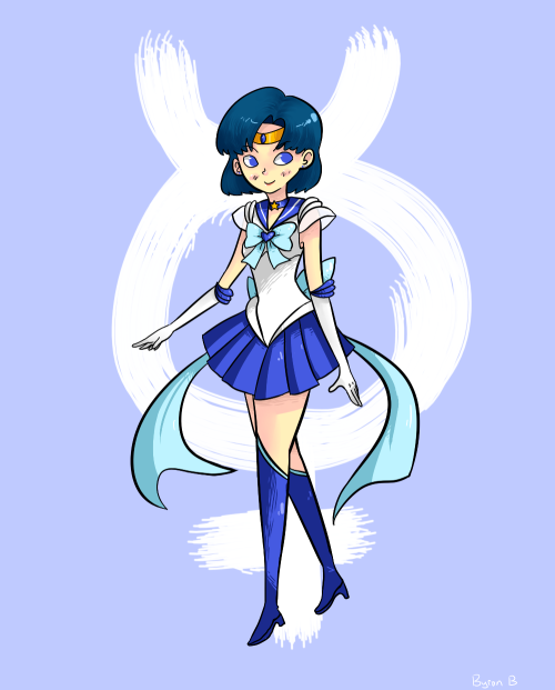 I will die a Sailor Scout