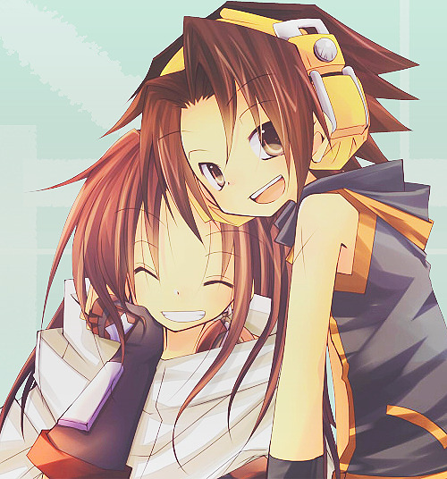 Thanks to Vampire-manson for making me watch Shaman King again! || Original || damadellago