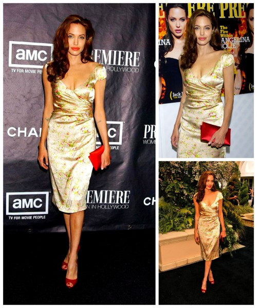 My favorite Angelina Jolie looks. #5