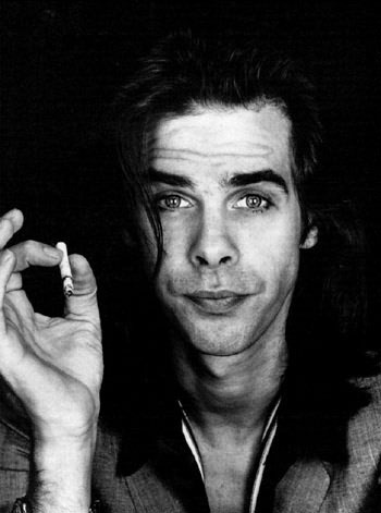 Nick Cave is cross. He liked using Google Wave.