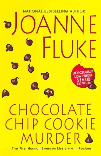 books-without-words:  Chocolate Chip Cookie Murder, by Joanne Fluke. This is one of my favorite mystery series :)  An Amazing Book. I'm on Cream Puff Murder now and I can't get enough of the stories!