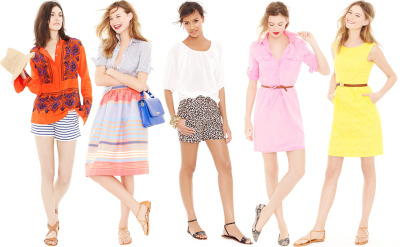 ineedsleep:  J. Crew Looks We Love