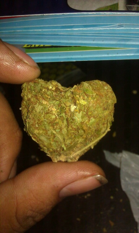 Its a sign that I love weed