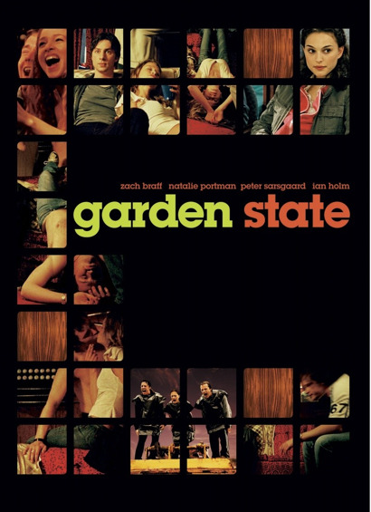 """I'm okay with being unimpressive. I sleep better.""  Film of the Week: Garden State, directed by Zach Braff  Click the photo to stream this award-winning dramedy instantly on your computer."