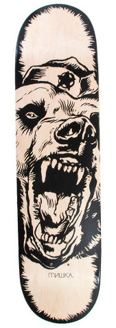 "MISHKA - ""Oversized Beast"" Deck Available here."