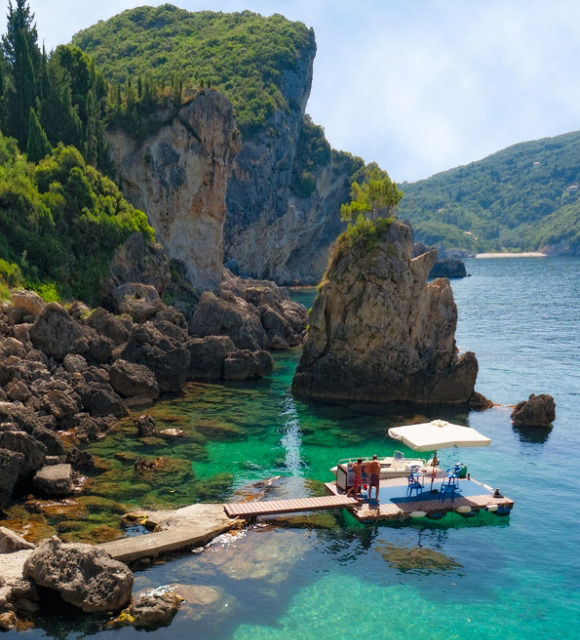 La Grotta Cove @ Greece