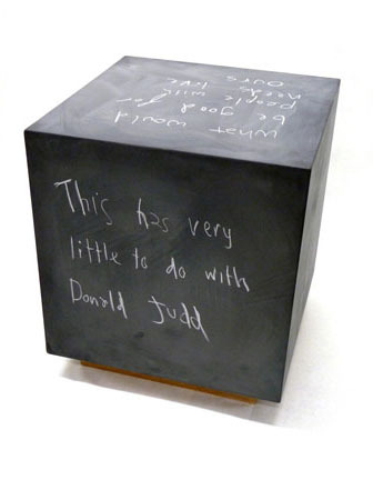 """chalkbox"" by anna gray & ryan wilson paulsen"