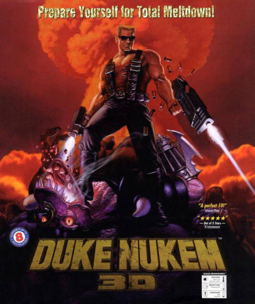 Top 20 Games Of All Time 9. Duke Nukem 3D