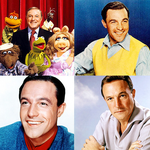 50 favourite musical people (in alphabetical order by surname)  Gene Kelly