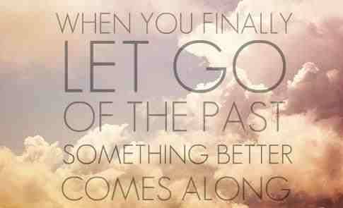 Don't dwell on the past, focus on working for a better future <3