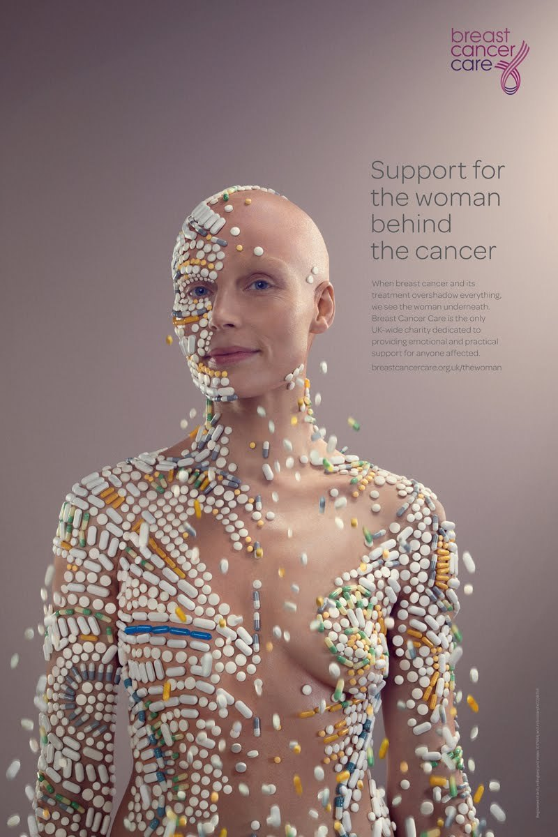 BREAST CANCER CARE. PILLS