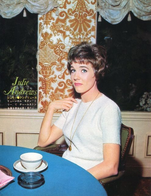 Julie Andrews.