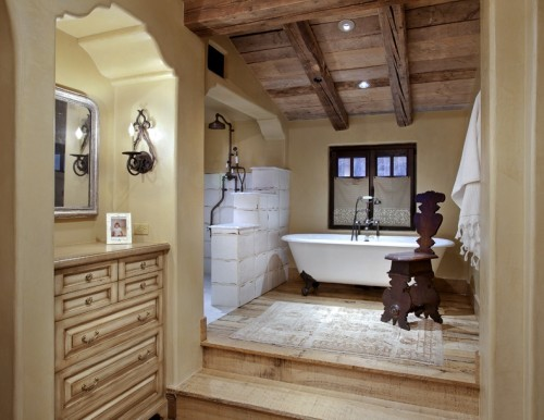 georgianadesign:  Elegant rustic in Arizona. Tamm-Marlowe Design Studio.