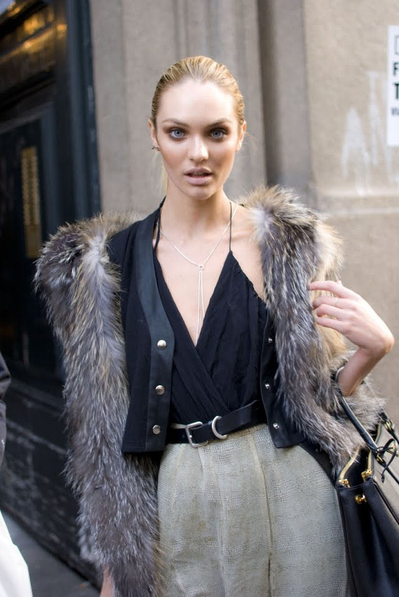 vogue-le-mode:  Candice Swanepoel