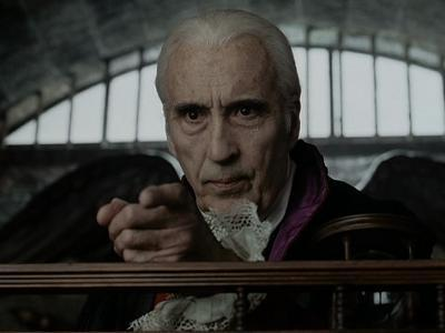 tumblr m4oqz3z9oE1qbpbkno8 r1 400 Sir Christopher Lee has been spreading awesome for 90 years.