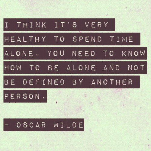 colouredpaper:  New idol: Oscar Wilde 📖 (Taken with instagram)  Second that