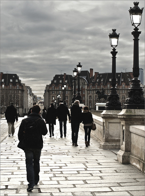 1wantchange:  Pont Neuf - Paris, France by Bastiaan_65