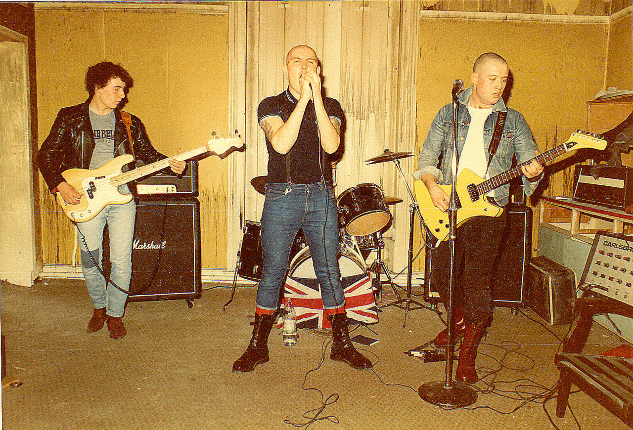 no potential threat really riot squad practice session 1983