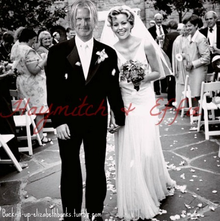 back-it-up-elizabethbanks:  MY Hayffie Edit! :DA Hayffie Wedding :)♥