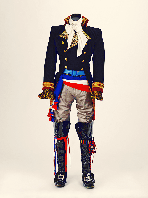 blackbirdmcnight:  The Prince Charming costume from the V&A vaults.