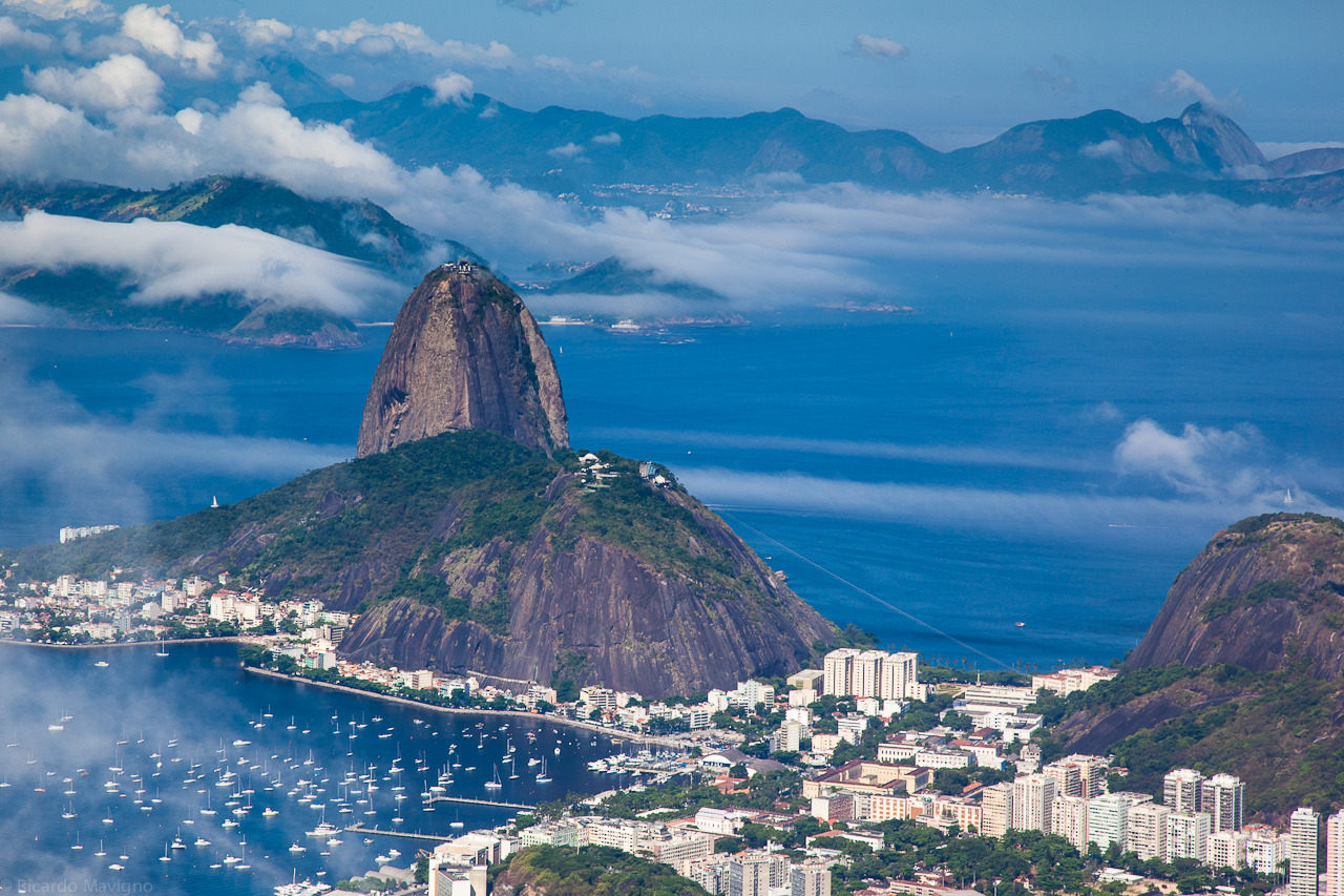Rio - Sugar Loaf - assorted 15  by Ricardo Mavigno