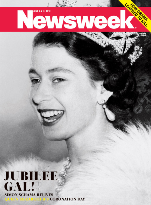 This week's cover: Queen Elizabeth. It'll be on newsstands tomorrow and the iPad…right now.