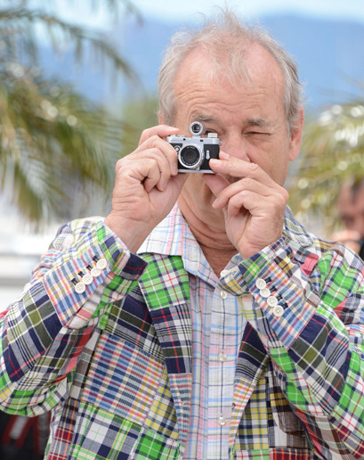 gqfashion:  The Week in Style: Cannes Style Tip: When you're Bill Murray, you can wear whatever the hell you want.