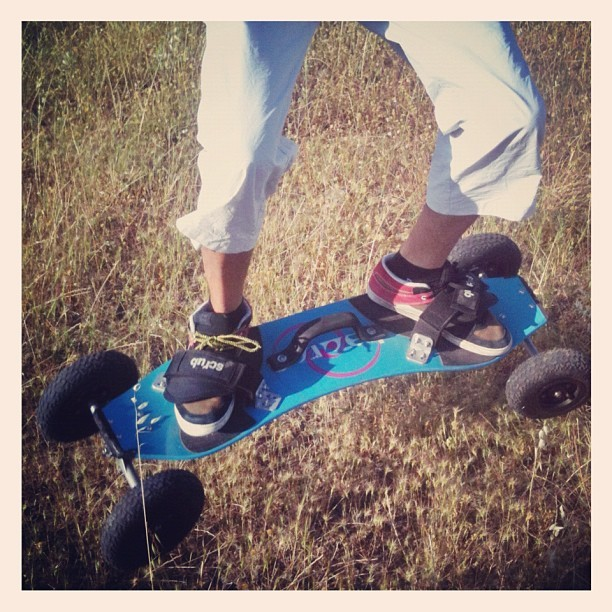 Mountain Board (Taken with instagram)