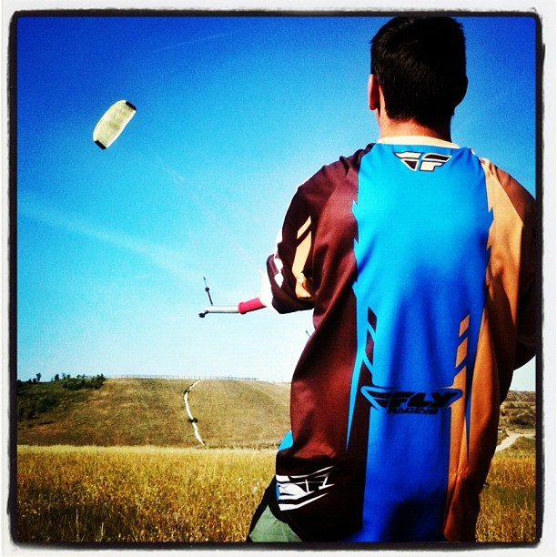 2 Meter Kite (Taken with instagram)