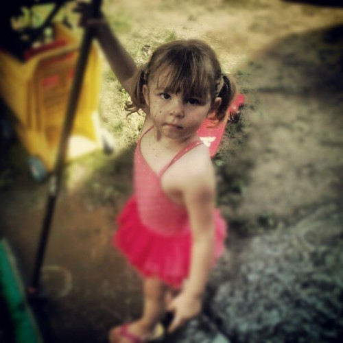 My niece Abigail:D (Taken with instagram)