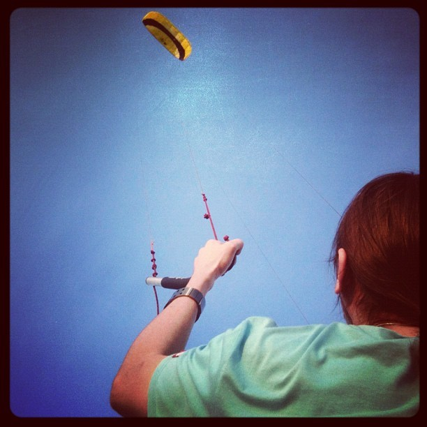 4 Meter Kite (Taken with instagram)
