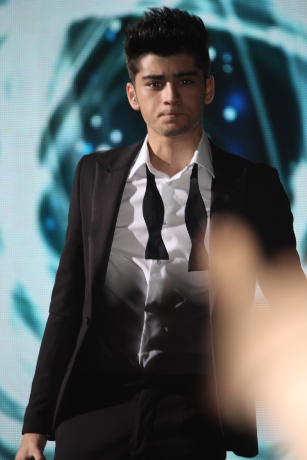 godlymalik:  Zayn at the Beacon in NYC 5/26/12 (x) please credit if you are to use!