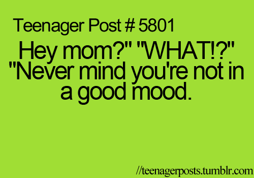 LMAO how it is when i try to talk to my mom sometimes