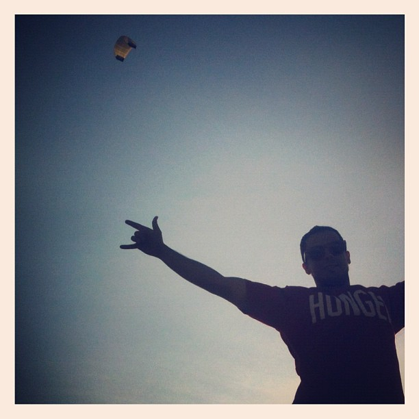 F*ck Yeah Kites! (Taken with instagram)