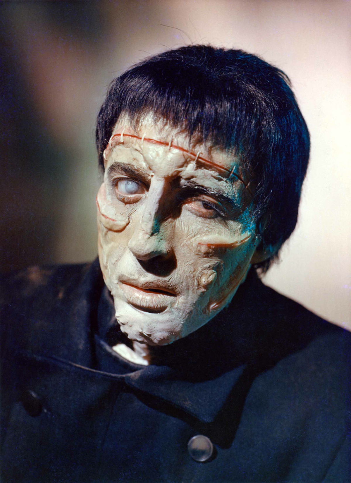monsters-and-stuff:  Christopher Lee as The Creature The Curse of Frankenstein (1957)