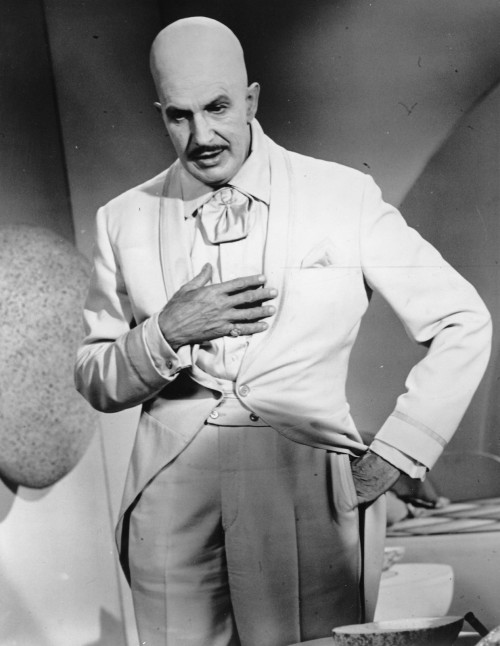 Vinnie as Egghead in the 1966 Batman TV series