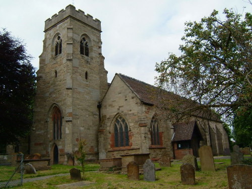 St Michael's Church, Stoke, Coventry
