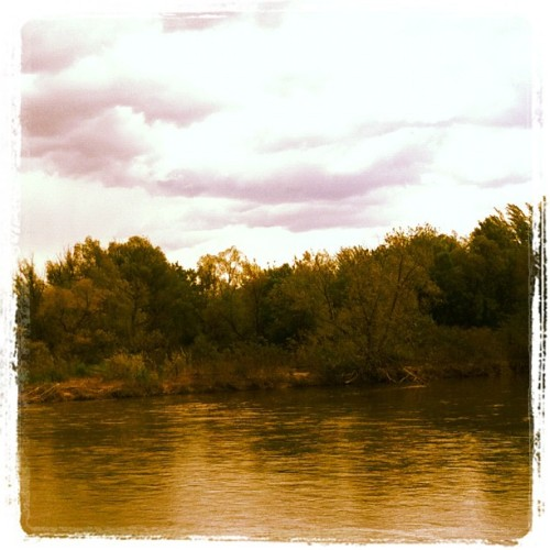 Boise River (Taken with instagram)