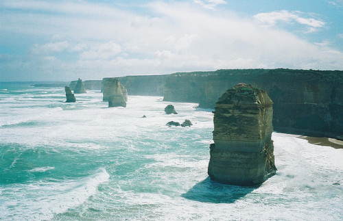 theaudreyhepburncollection:  The Twelve Apostles by EdWright83 on Flickr.
