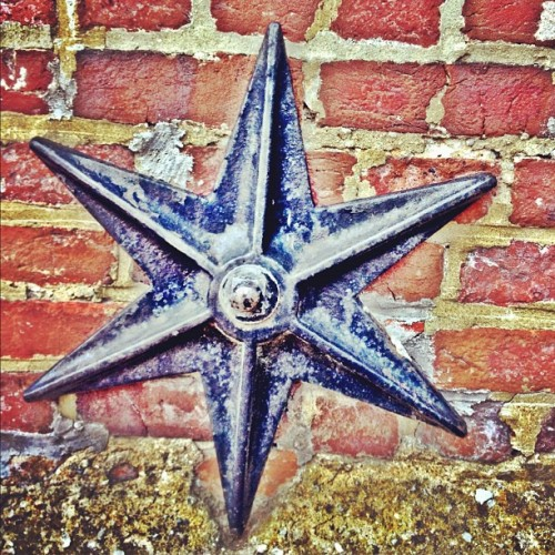 Historical #brick #nautical #escapenyc #america #roadtrip  (Taken with instagram)